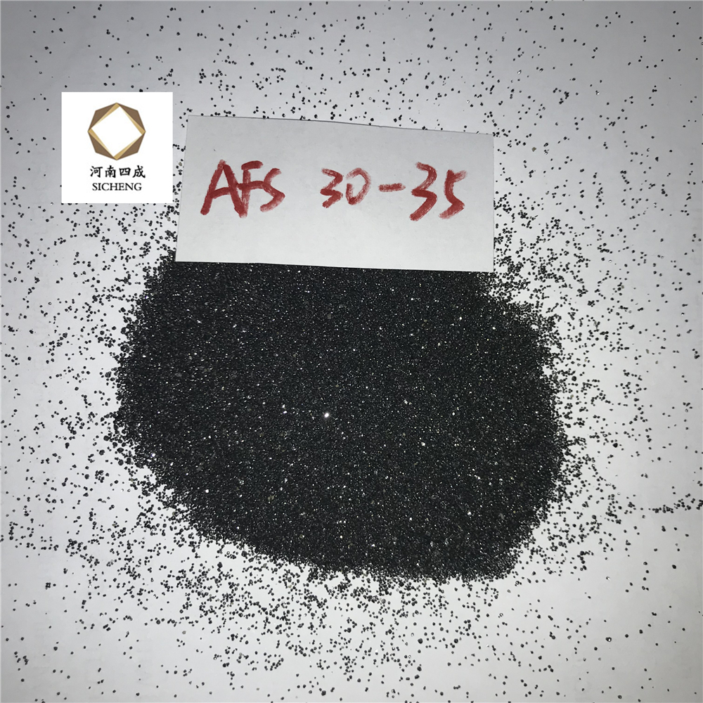 AFS30-35 chromite sand / chrome ore price