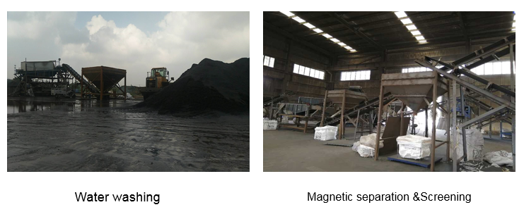 Chromite sand casting sand molding sand for sale (图4)